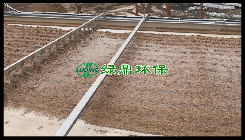 带式压滤机处理洗砂厂泥浆(河南禹州) 7