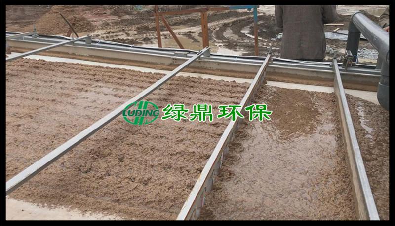 带式压滤机处理洗砂厂泥浆(河南禹州) 9