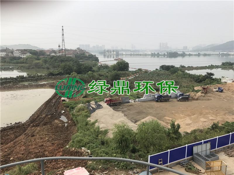 龙阳湖清淤工程,还武汉一泓清水让你爱上武汉! 6