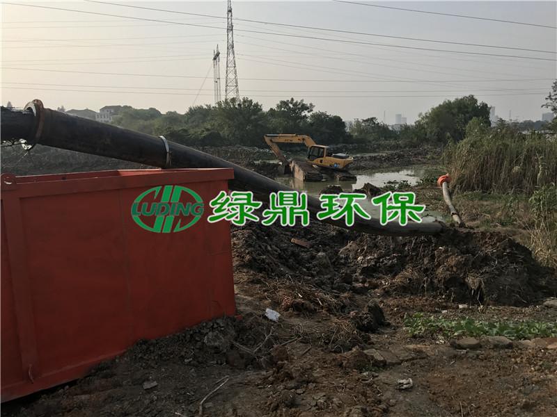 龙阳湖清淤工程,还武汉一泓清水让你爱上武汉! 4