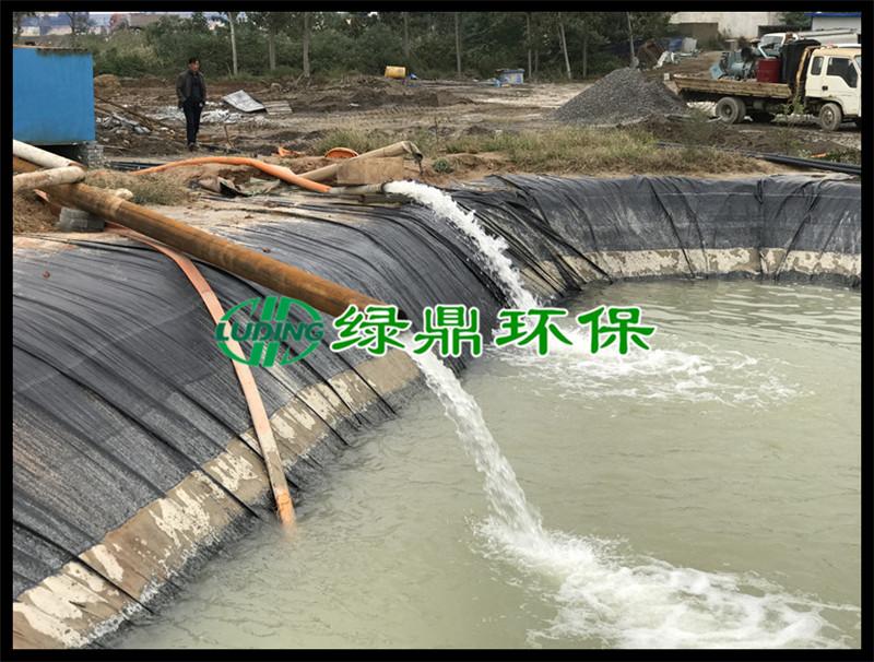 带式压滤机处理洗砂厂泥浆(河南禹州) 4